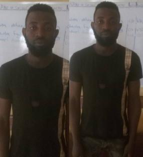Buhari Abiola arrested for rape in Ogun (photo)