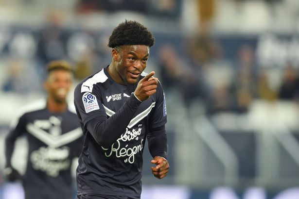 Bordeaux announces Super Eagles striker Josh Maja as winner of Top Scorer Award