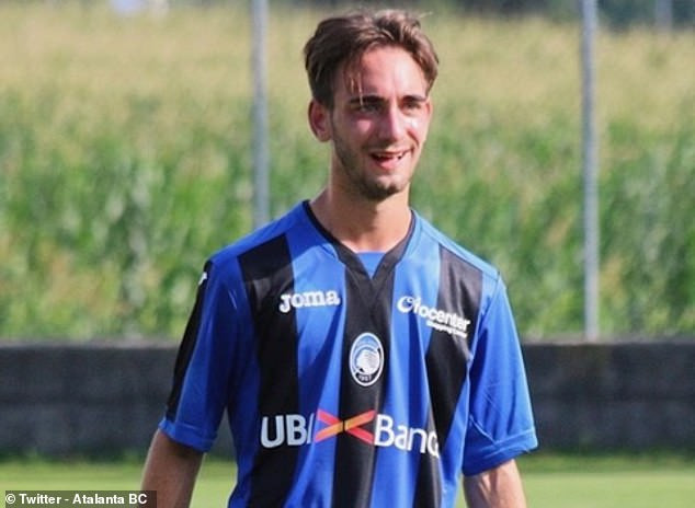 Atalanta midfielder, Andrea Rinaldi dies at the age of 19 after suffering brain aneurysm?while training at home