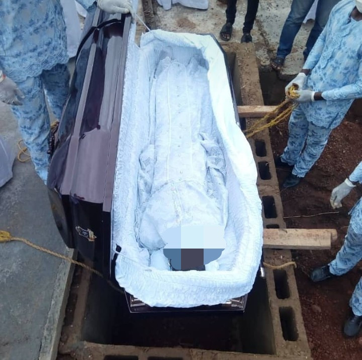 Nollywood actor, Pa Kasumu laid to rest (photos)