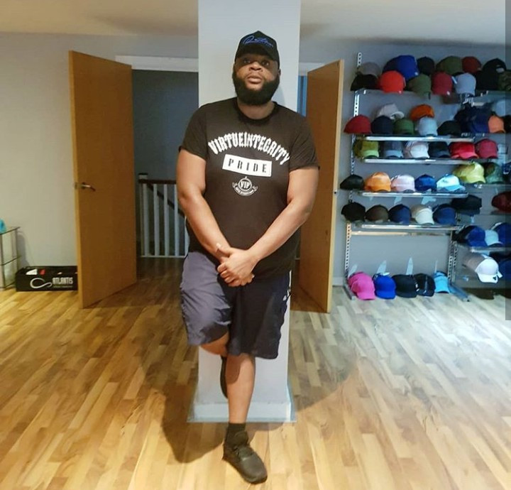 image of Salawa Abeni son weight loss