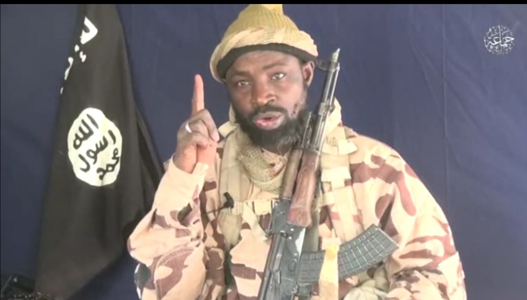 Boko Haram leader, Shekau cries out in new audio as he seeks for protection against Nigerian troops? firepower (listen to audio)