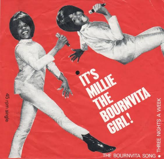 Millie Small, the Bournvita girl, dies aged 72