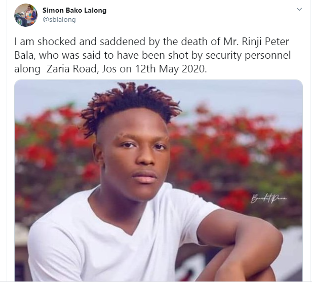 UNIJOS student was mistakenly shot by soldier - Nigerian army