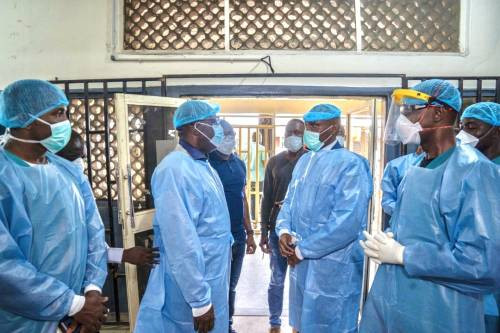 Edo state records one more COVID-19 death, discharges 20 patients
