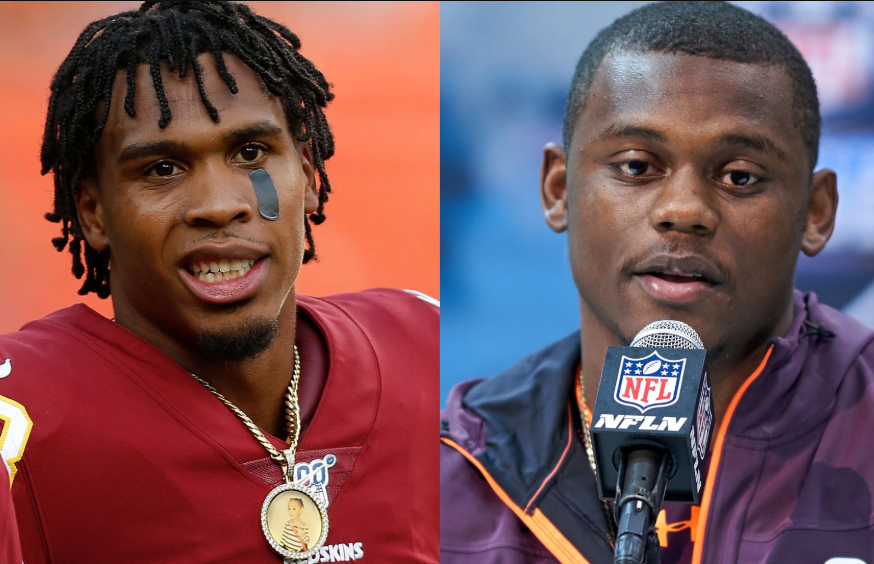 NFL stars, Deandre Baker and Quinton Dunbar accused of armed robbery, arrest warrants issued