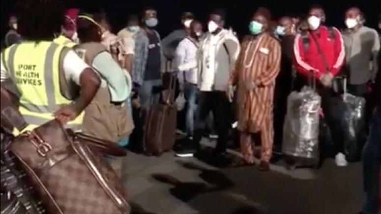 Stranded Nigerians returning home due to Coronavirus pandemic will henceforth pay for their quarantine when they arrive Nigeria