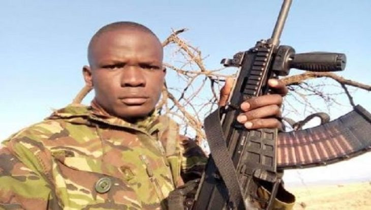 Kenyan police constable shoots his wife before killing himself after dispute