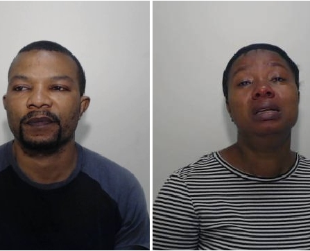 Nigerian couple bags 19 years in jail for sexually and physically abusing a girl and a boy in the U.K