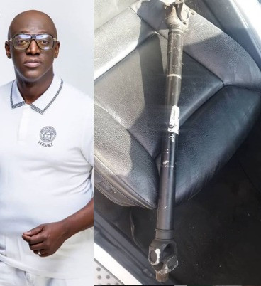 Sammie Okposo recounts how God delivered him from death while driving on third mainland bridge