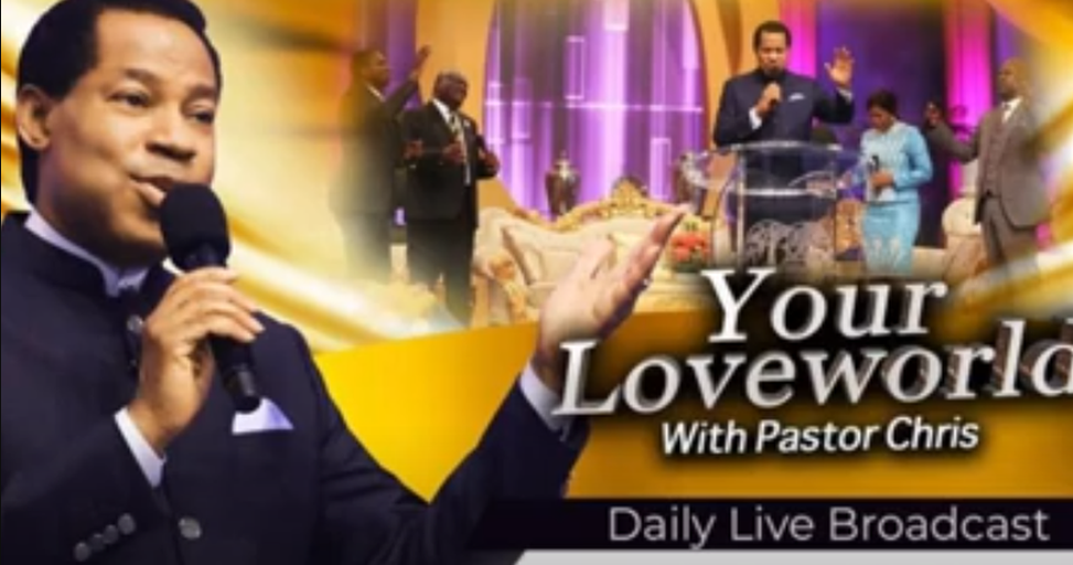 Pastor Chris Oyakhilome's channel, Loveworld News sanctioned by UK agency over Coronavirus and 5G conspiracy claims