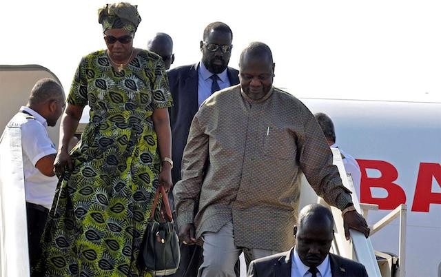 South Sudan Vice President And Wife Test Positive For Coronavirus