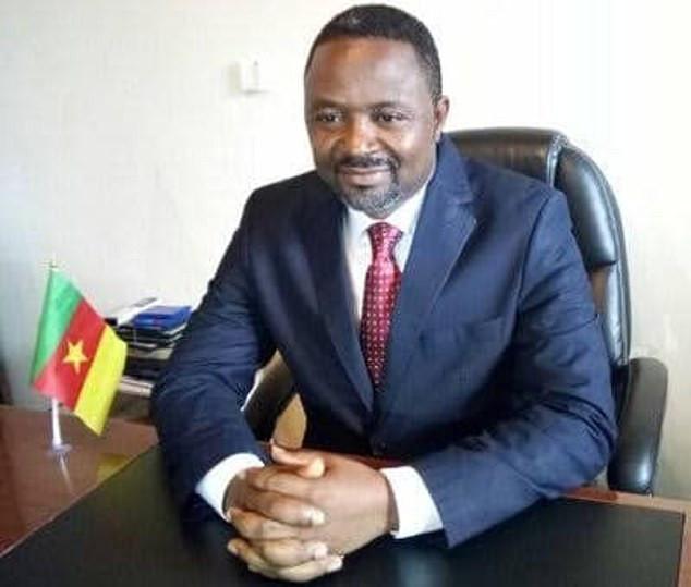 Cameroonian Pastor