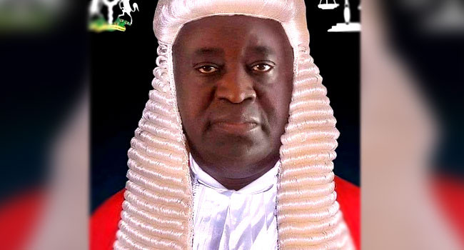 Yobe state Chief Judge, Musa Nabaruma is dead