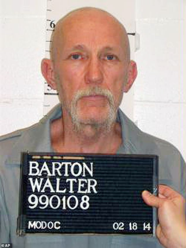 Missouri inmate will be executed tonight in first execution since pandemic began after he was convicted for killing an elderly woman nearly 3 decades ago