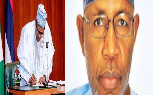 President Buhari nominates Lamido Yuguda as new DG for Securities and Exchange Commission, SEC; forwards name to Senate for confirmation