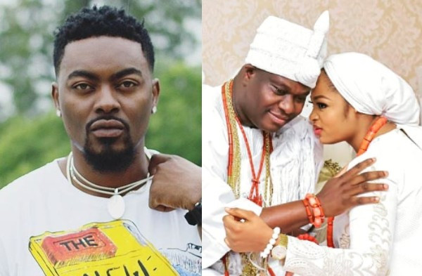 Kings and Queens should stay off social media - BBA star, Tayo Faniran reacts to Ooni of Ife