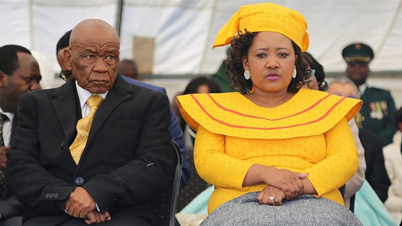 Lesotho Prime Minister, Thomas Thabane, 80, resigns over alleged involvement in murder of estranged wife