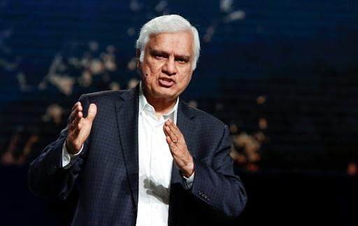 US Evangelist Ravi Zacharias dies aged 74 after battling cancer?