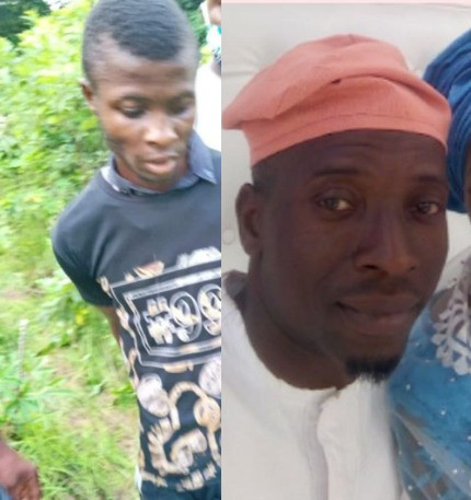 Man in Edo state allegedly hacks his cousin to death after discovering he had so much money in the bank (graphic photos)