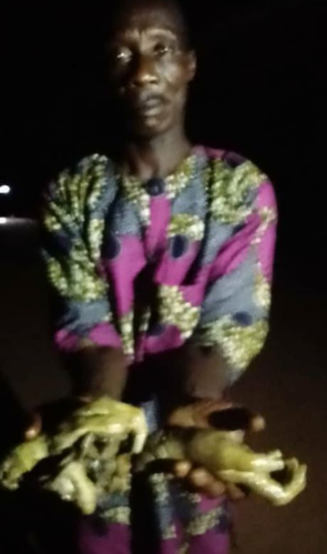Three Friends arrested with fresh human hand in Ogun (photos)