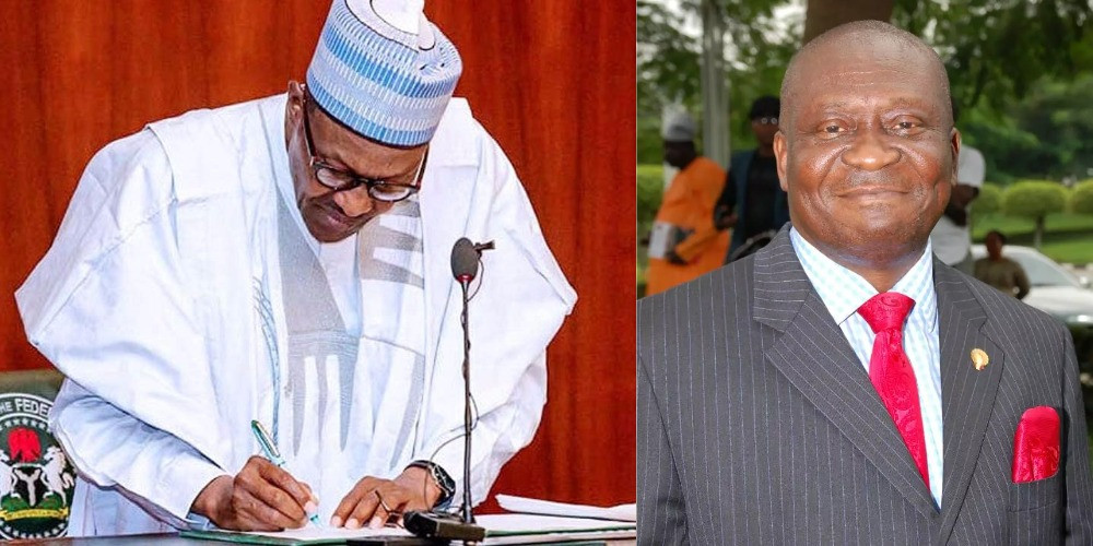 Buhari sacks Uwakwe as NECO registrar, four others dismissed