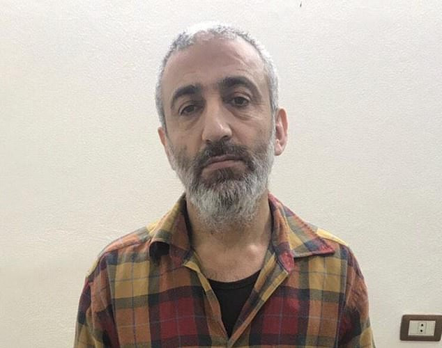 ISIS commander, Abdul Nasser Qirdash captured in a raid by Iraqi special forces?