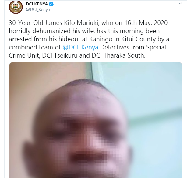 Man who sealed wife?s private part with super glue has been arrested