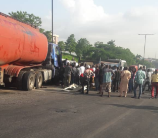 Many feared dead in fatal accident on Otedola bridge in Lagos
