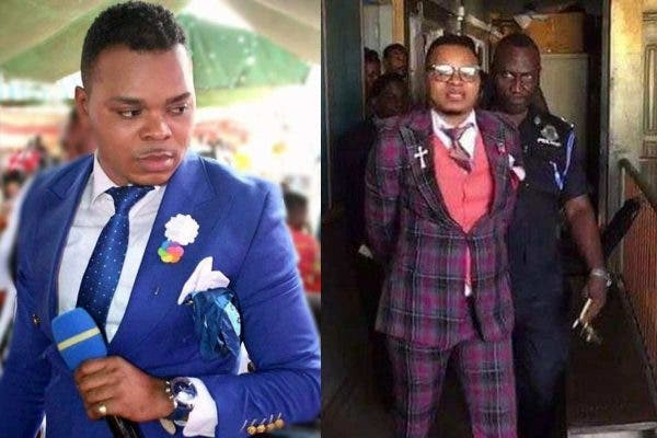 Ghanaian Pastor, Bishop Obinim still in police custody after failing to meet bail requirements