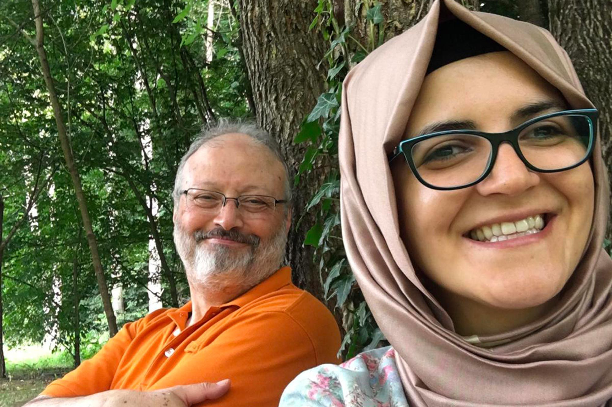 No one has the right to pardon his killers - Jamal Khashoggi