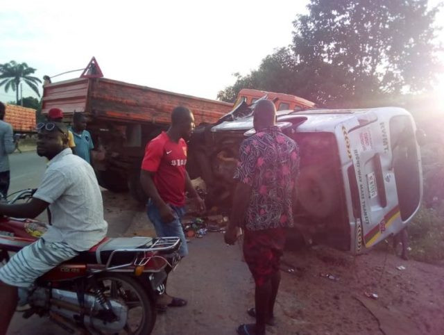 Two killed in Anambra road accident (photo)