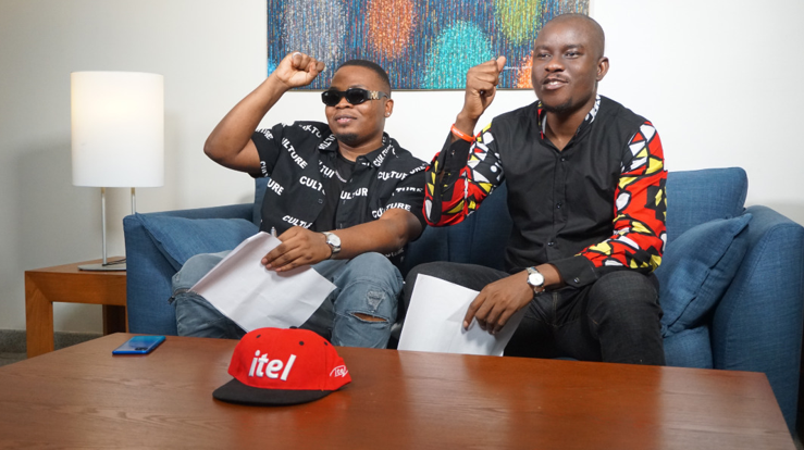 Why Olamide Is A Perfect Brand Ambassador For itel