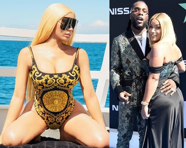 """Ugly people are ugly inside out"" - Dencia drags Burna Boy and his girlfriend Stefflon Don"
