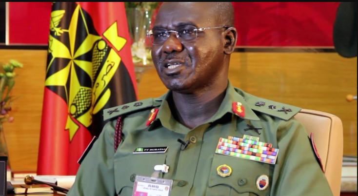 Soldiers have killed 1,015 Boko Haram terrorists since April - Buratai