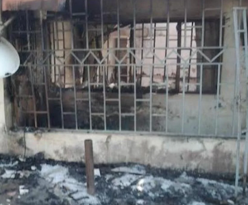 Man sets pregnant sister ablaze for slapping their mother