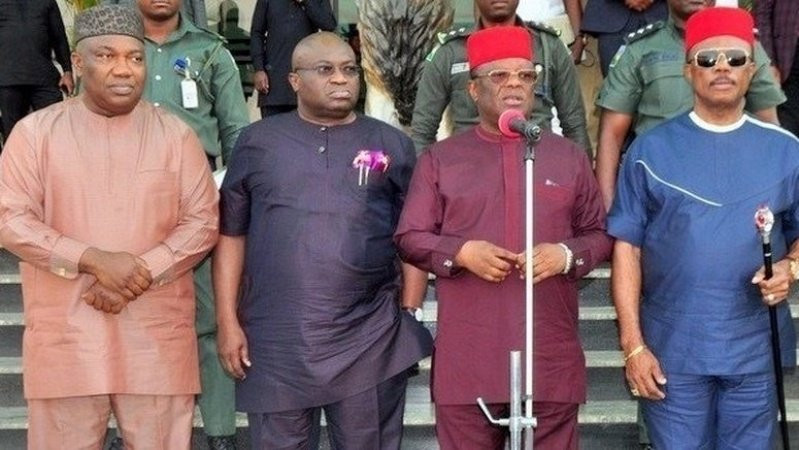 Revert to our agreement - South East Governors reject IGP Mohammed Adamu