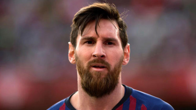 Lionel Messi has shaved off his beard and he looks completely different (photos)