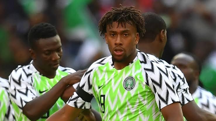 Alex Iwobi explains why he snubbed England and chose to represent Nigeria