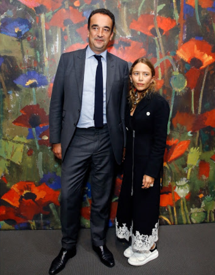 Fashion mogul, Mary-Kate Olsen officially files for divorce from husband Olivier Sarkozy after 5-years of marriage