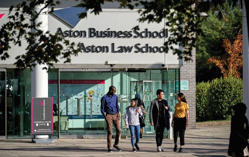 Aston University Offers Between ?3000 - ?8,000 Scholarship to Nigerian Applicants for September 2020 Entry