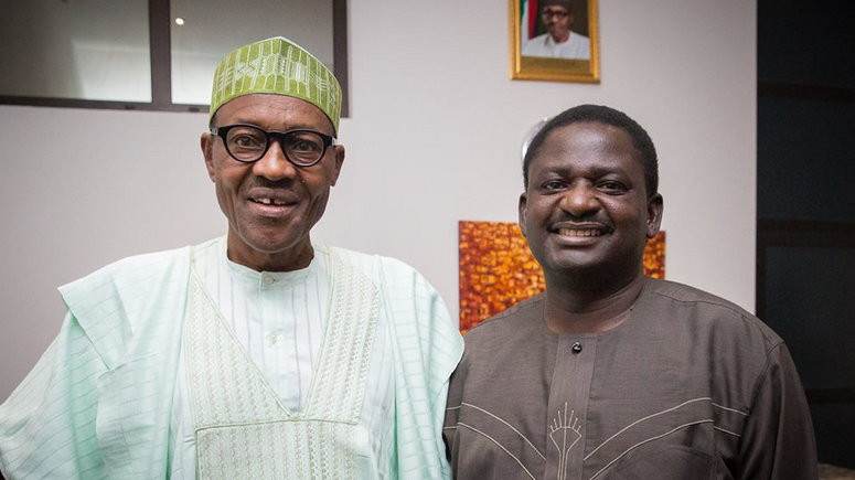 We are lucky to have President like Buhari ? Femi Adesina