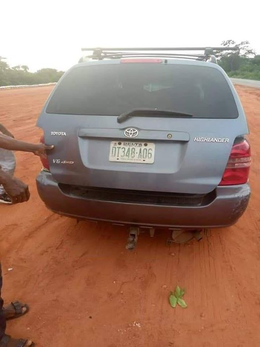 Delta Poly ASUP chairman dies in ghastly motor accident (photos)