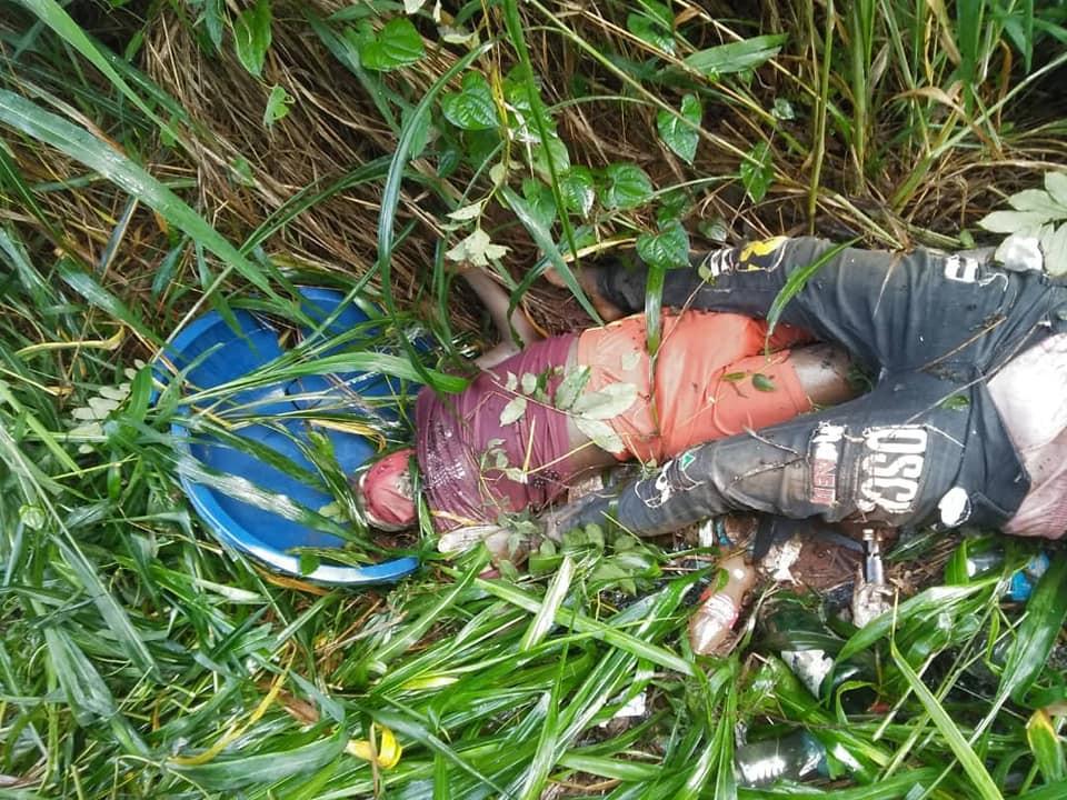 Three decomposing bodies found in a bush in Delta (graphic photos)