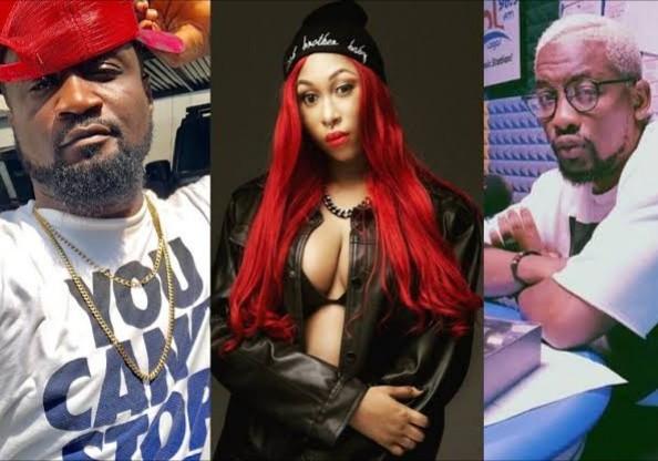 OAP Dotun apologizes for his comments to Jude Okoye in reaction to Cynthia Morgan