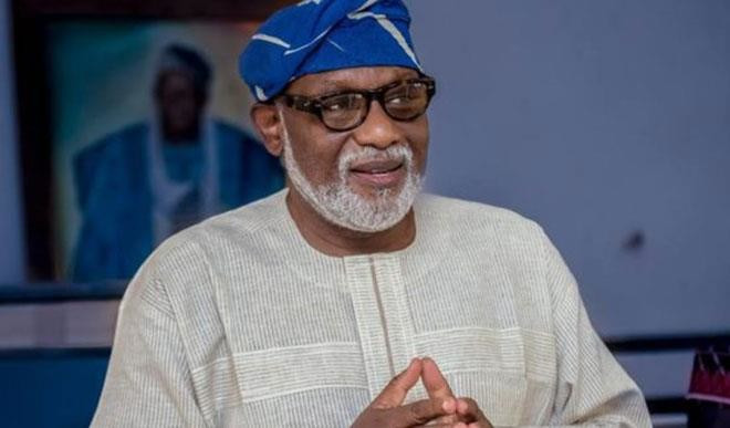 Governor Akeredolu lifts ban on religious gathering in Ondo state