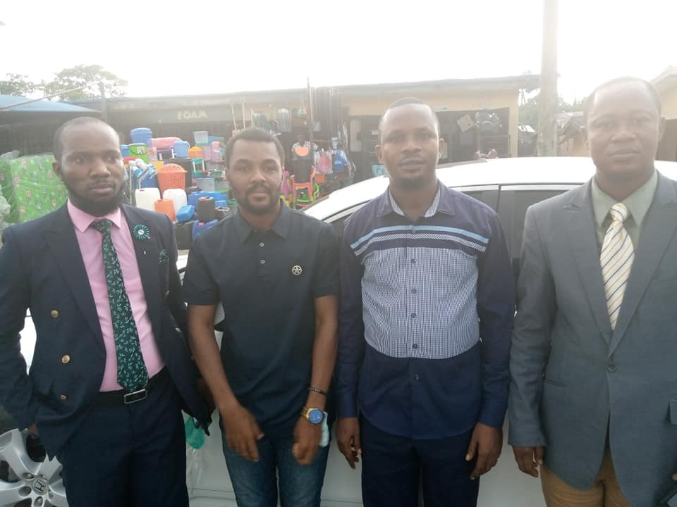 Journalist arrested by DSS for defamatory remarks against an Akwa Ibom Commissioner has been released