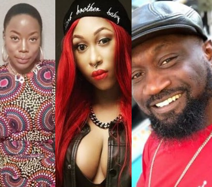 Cynthia Morgan writes open letter, thanks Jude Okoye and Joy Tongo and insists she didn