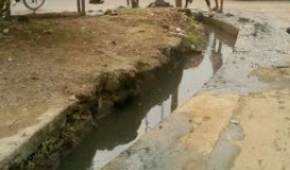 Headless bodies of a woman and her child dumped inside gutter in Osun