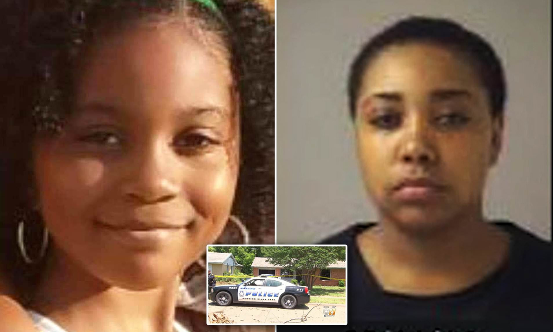 Texas mom kills her 9-year-old daughter before turning gun on ...